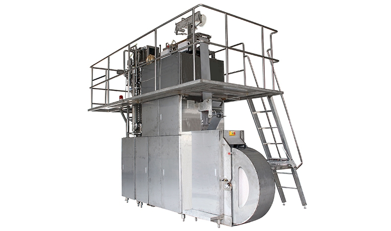 Aseptic Carton Packing Machine (small Package Type)
